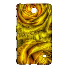 Gorgeous Roses, Yellow  Samsung Galaxy Tab 4 (7 ) Hardshell Case