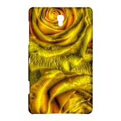 Gorgeous Roses, Yellow  Samsung Galaxy Tab S (8.4 ) Hardshell Case