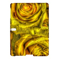 Gorgeous Roses, Yellow  Samsung Galaxy Tab S (10.5 ) Hardshell Case