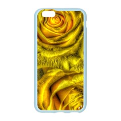 Gorgeous Roses, Yellow  Apple Seamless iPhone 6 Case (Color)