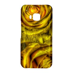 Gorgeous Roses, Yellow  HTC One M9 Hardshell Case