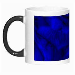 Gorgeous Roses,deep Blue Morph Mugs