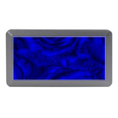 Gorgeous Roses,deep Blue Memory Card Reader (Mini)