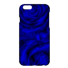 Gorgeous Roses,deep Blue Apple Iphone 6/6s Plus Hardshell Case