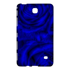 Gorgeous Roses,deep Blue Samsung Galaxy Tab 4 (8 ) Hardshell Case