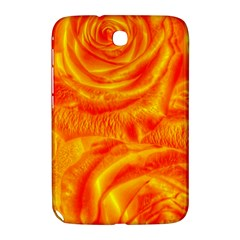 Gorgeous Roses, Orange Samsung Galaxy Note 8 0 N5100 Hardshell Case