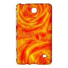 Gorgeous Roses, Orange Samsung Galaxy Tab 4 (8 ) Hardshell Case