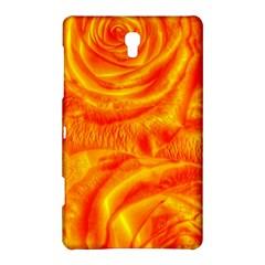 Gorgeous Roses, Orange Samsung Galaxy Tab S (8.4 ) Hardshell Case