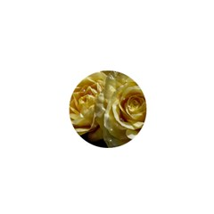Yellow Roses 1  Mini Buttons