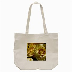 Yellow Roses Tote Bag (cream)
