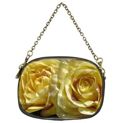 Yellow Roses Chain Purses (one Side)