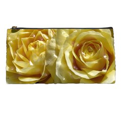 Yellow Roses Pencil Cases