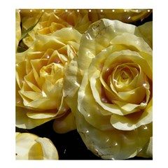 Yellow Roses Shower Curtain 66  X 72  (large)