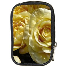 Yellow Roses Compact Camera Cases
