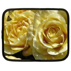 Yellow Roses Netbook Case (xxl)