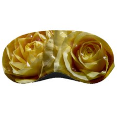 Yellow Roses Sleeping Masks