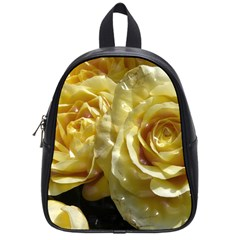Yellow Roses School Bags (small)