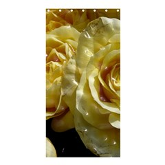 Yellow Roses Shower Curtain 36  X 72  (stall)