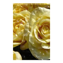 Yellow Roses Shower Curtain 48  x 72  (Small)