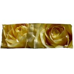 Yellow Roses Body Pillow Cases Dakimakura (Two Sides)