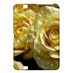 Yellow Roses Kindle Fire Hd 8 9