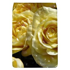 Yellow Roses Flap Covers (l)