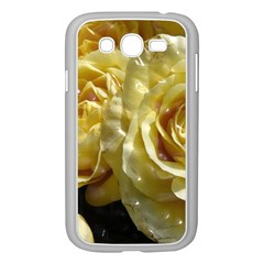 Yellow Roses Samsung Galaxy Grand Duos I9082 Case (white)