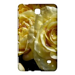 Yellow Roses Samsung Galaxy Tab 4 (8 ) Hardshell Case