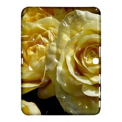 Yellow Roses Samsung Galaxy Tab 4 (10 1 ) Hardshell Case