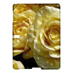 Yellow Roses Samsung Galaxy Tab S (10.5 ) Hardshell Case