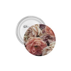 Great Garden Roses, Vintage Look  1 75  Buttons