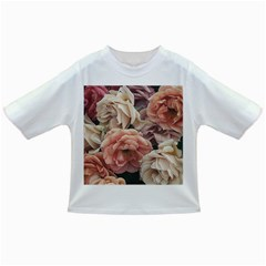 Great Garden Roses, Vintage Look  Infant/toddler T Shirts