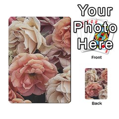 Great Garden Roses, Vintage Look  Multi Purpose Cards (rectangle)