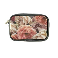 Great Garden Roses, Vintage Look  Coin Purse