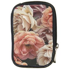 Great Garden Roses, Vintage Look  Compact Camera Cases