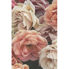 Great Garden Roses, Vintage Look  5.5  x 8.5  Notebooks