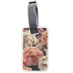 Great Garden Roses, Vintage Look  Luggage Tags (two Sides)