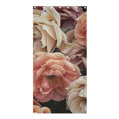 Great Garden Roses, Vintage Look  Shower Curtain 36  x 72  (Stall)