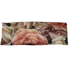 Great Garden Roses, Vintage Look  Body Pillow Cases Dakimakura (two Sides)