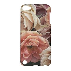 Great Garden Roses, Vintage Look  Apple Ipod Touch 5 Hardshell Case