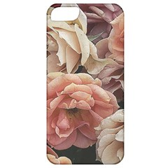 Great Garden Roses, Vintage Look  Apple Iphone 5 Classic Hardshell Case