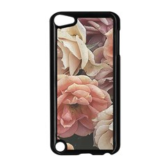 Great Garden Roses, Vintage Look  Apple Ipod Touch 5 Case (black)