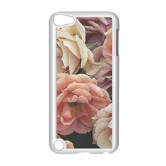 Great Garden Roses, Vintage Look  Apple Ipod Touch 5 Case (white)