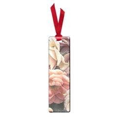 Great Garden Roses, Vintage Look  Small Book Marks