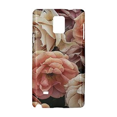 Great Garden Roses, Vintage Look  Samsung Galaxy Note 4 Hardshell Case