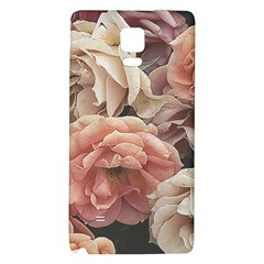 Great Garden Roses, Vintage Look  Galaxy Note 4 Back Case