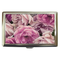Great Garden Roses Pink Cigarette Money Cases