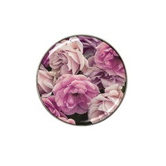 Great Garden Roses Pink Hat Clip Ball Marker (10 Pack)