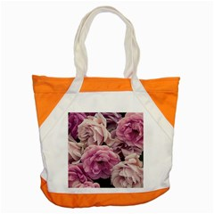 Great Garden Roses Pink Accent Tote Bag