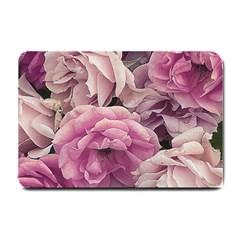 Great Garden Roses Pink Small Doormat